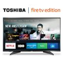 Deals List: Toshiba 43LF421U19 43-inch 1080p Full HD Smart LED TV - Fire TV Edition