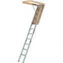 "Deals List: Louisville Ladder AA2210 Elite Aluminum Attic Ladder, 375 Pound Load Capaci, 22-1/2 x 54"""