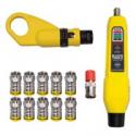 Deals List: Klein Tools VDV002-820 Coax Connector Installation Test Kit