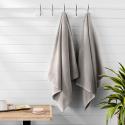 Deals List: AmazonBasics Quick-Dry Towels, Bath Sheet, Platinum