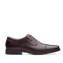 Deals List: Clarks Mens Tilden Cap Leather Dress Shoes