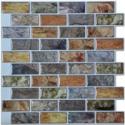 Deals List: 10-PK Art3d 12-in x 12-in Self-adhesive Kitchen Backsplash Tile