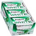 Deals List: Trident White Spearmint Sugar Free Gum - 9 Packs (144 Pieces Total)