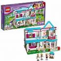 Deals List: LEGO Friends Stephanie's House 41314 Build and Play Toy House with Mini Dolls, Dollhouse Kit