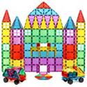 Deals List: Set Of 100 Magnet Build Magnet Tile Building Blocks MB1639
