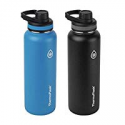 Deals List: 2-Pack ThermoFlask 40 oz Stainless Steel Insulated Water Bottle