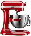 Deals List: KitchenAid KP26M9XCER 6-Quart Bowl-Lift Professional Stand Mixer, Empire Red