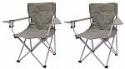 Deals List: 2 Pack Ozark Trail Quad Folding Camp Chair