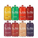 Deals List: bubly Sparkling Water, Berry Bliss Sampler, 12 fl oz. Cans, (Pack of 18)