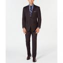 Deals List: Perry Ellis Mens Slim-Fit Stretch Wrinkle-Resistant Suit