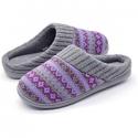 Deals List: RockDove Women's Birdseye Knit Memory Foam Slipper