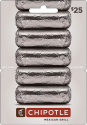 Deals List: Chipotle - $25 Gift Card