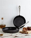 Deals List: All-Clad E785S264 HA1 Hard Anodized Nonstick Dishwasher Safe PFOA Free 8-Inch and 10-Inch Fry Pan Cookware Set, 2-Piece, Black