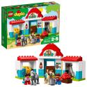 Deals List: LEGO DUPLO Town Farm Pony Stable 10868 Building Blocks (59 Piece)