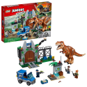 Deals List: LEGO Juniors/4+ Jurassic World T. rex Breakout 10758 Building Kit (150 Piece)