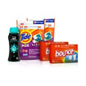 Deals List: Tide PODS 3 in 1 HE Turbo Laundry Detergent Pacs, Spring Meadow Scent, 81 Count Tub