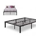 Deals List: Zinus Luis Quick Lock 16 Inch Metal Platform Bed Frame / Mattress Foundation / No Box Spring Needed, Full