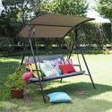 Deals List: Outdoor Oasis Melbourne 2-Seater Patio Swing