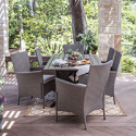 Deals List: Outdoor Oasis Lakehurst 7-pc. Patio Dining Set