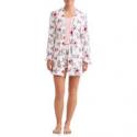 Deals List: JV Apparel 3-Piece Short, Cami, and Robe Sleep Set Womens