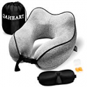 Deals List: QAHeart Memory Foam Supportive Neck Pillow with Travel Kit