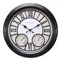 Deals List: AcuRite Indoor/Outdoor Black Clock