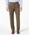 Deals List:  Lauren Ralph Lauren Classic-Fit Ultraflex Stretch Micro-Twill Pleated Men's Dress Pants