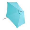 Deals List: 7-inch Turquoise Steel Umbrella