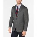 Deals List: Tommy Hilfiger Mens Modern-Fit Herringbone Sport Coat