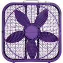 """Deals List: Lasko Cool Colors 20"""" 3-Speed Box Fan, Model #B20309, Purple"""