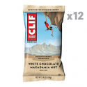 Deals List: CLIF BAR - Energy Bars - White Chocolate Macadamia - (2.4 Ounce Protein Bars, 12 Count)