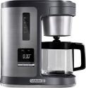 Deals List: Calphalon - Special Brew 10-Cup Coffee Maker - Dark Stainless Steel, BVCLDCG1