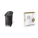 Deals List: Simplehuman 10 litre Slim Step Can + Code R 60 pack Liners