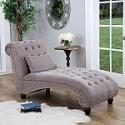 Deals List: Bainbridge Fabric Chaise Lounge (Assorted Colors) by Abbyson Living