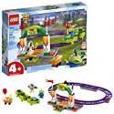 Deals List: LEGO | Disney Pixar's Toy Story 4 Carnival Thrill Coaster 10771 Building Kit, New 2019 (98 Piece)