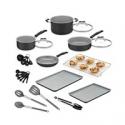 Deals List: Cuisinart 24-Pc. Aluminum Cookware Set