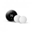 Deals List: Google Nest Learning Thermostat (Gen 3) + 2x Temp. Sensors + Google Home Mini