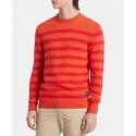 Deals List: Calvin Klein Mens Stripe Sweater