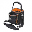 Deals List: Tool Bag with Shoulder Strap Has 14 Pockets for Tool Storage, Can Fit Long Screwdrivers Klein Tools 55419SP-14