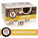 Deals List: Morning Blend for K-Cup Keurig 2.0 Brewers, 80 Count, Victor Allen's Coffee Light Roast Single Serve Coffee Pods