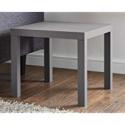 "Deals List: Seville Classics WEB256 15.7"" Foldable Storage Footrest Toy Box Coffee Table Ottoman, Single, Charcoal Grey"