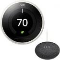 Deals List: Google Nest Learning Thermostat (3rd Gen) + Google Home Mini