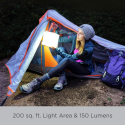 Deals List: LuminAID PackLite 2-in-1 Phone Charger Lanterns | Great for Camping, Emergency Kits and Travel | As Seen on Shark Tank