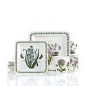 Deals List: Portmeirion Botanic Garden Square 12 Piece Set Service for 4