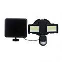 Deals List: Nature Power 120 LED Dual Lamp Solar Security Light w/Mount