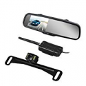 Deals List: AUTO-VOX TW Wireless Backup Camera Kit, Rearview Mirror Monitor, Super Night Vision (6 LEDs) HD Reversing Cam