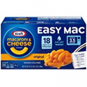Deals List: Kraft Easy Mac Microwavable Macaroni & Cheese (6.7oz Packets, Pack of 18)