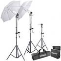 Deals List: Neewer 600W 5500K Photo Studio Day Light Umbrella Lighting Kit