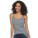 Deals List: SONOMA Goods for Life Essential Ribbed Tank Womens
