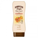 Deals List: Hawaiian Tropic Sheer Touch Lotion Sunscreen, Moisturizing Broad-Spectrum Protection, SPF 15, 8 Ounces